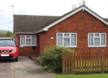 Thumbnail 3 bed detached bungalow for sale in Hall Drive, Lincoln