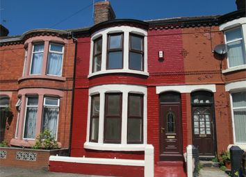 Thumbnail 3 bed terraced house for sale in Grovedale Road, Liverpool, Merseyside