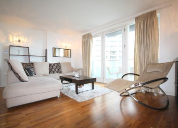 Thumbnail 2 bed flat to rent in New Providence Wharf, Canary Wharf