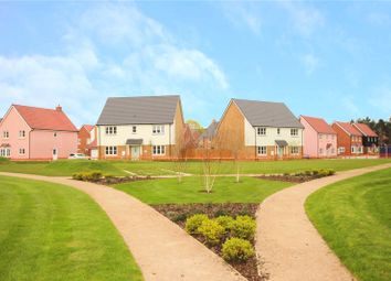 Thumbnail 4 bedroom detached house for sale in Sapphire Gardens, Mildenhall, Bury St Edmunds