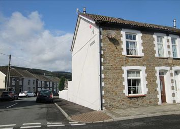 3 bed end terrace house for sale in Bank Street, Penygraig, Tonypandy CF40