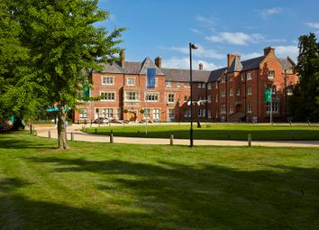 Thumbnail 2 bed flat for sale in Hermiatge Court, Cholsey, Wallingford