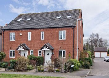 Thumbnail 4 bed property for sale in Acton Court, Burton Road, Streethay, Lichfield