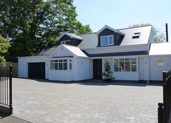 Thumbnail 4 bed detached house for sale in Avon Road, Kenilworth