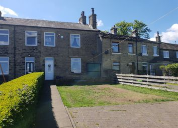 3 bed terraced house for sale in Parkwood Road, Golcar, Huddersfield HD7