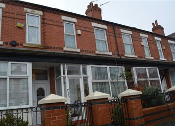 Thumbnail 3 bed terraced house for sale in Claremont Road, Manchester, Greater Manchester