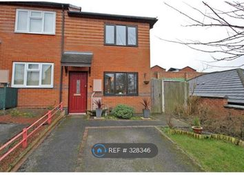 Thumbnail 2 bed end terrace house to rent in Draymans Court, Nottingham