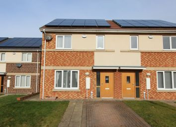 Thumbnail 2 bed semi-detached house for sale in Spring Drive, Houghton Le Spring