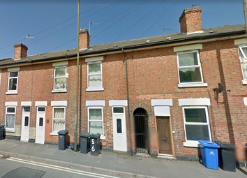 Thumbnail 2 bed terraced house to rent in Newdigate Street, Derby