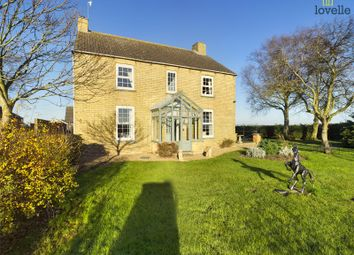 Thumbnail 4 bed detached house for sale in Swinthorpe, Lincoln