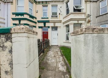 Thumbnail 1 bed flat to rent in Gifford Terrace Road, Mutley, Plymouth