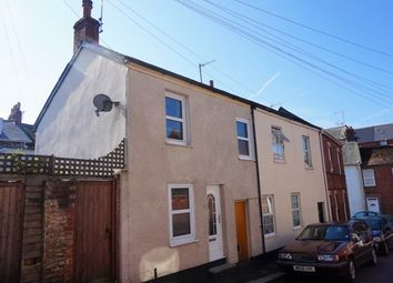 Thumbnail 1 bedroom end terrace house for sale in Pound Street, Exmouth