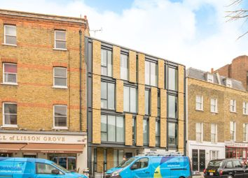 Thumbnail 3 bedroom flat to rent in Lisson Grove, St John's Wood