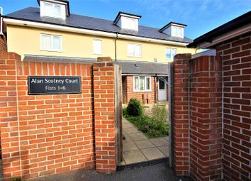 Thumbnail 2 bed flat for sale in Alan Scotney Court, Fratton Road, Portsmouth