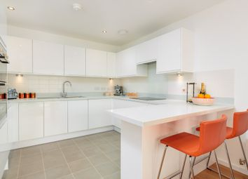 Thumbnail 2 bed flat for sale in Garfield Road, Addlestone