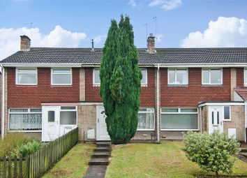 Thumbnail 3 bed terraced house for sale in Campbell Close, Rugeley