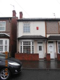 Thumbnail 3 bed terraced house for sale in Newlands Road, Small Heath