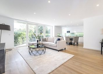 Thumbnail 3 bedroom flat for sale in Stage House, Griffiths Road, London