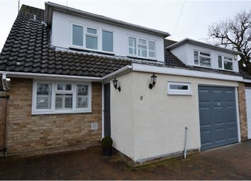 Thumbnail 3 bed semi-detached house for sale in Lisa Close, Billericay