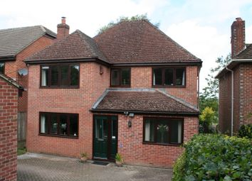 Thumbnail 3 bed detached house for sale in Hyde Lane, Swindon