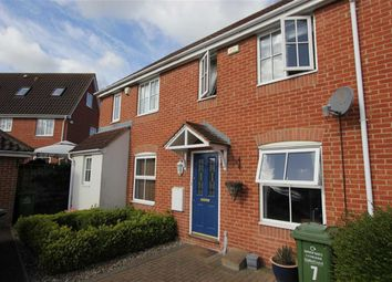 Thumbnail 2 bedroom terraced house to rent in Mersea Crescent, Wickford, Essex