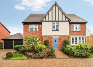 Thumbnail 5 bed detached house for sale in Waterford Crescent, Barlaston, Stoke-On-Trent