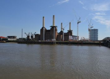 Thumbnail 2 bedroom flat for sale in Switch House East, Battersea Power Station, Battersea, London