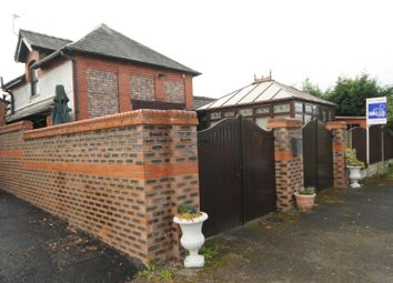 Thumbnail 2 bed detached house for sale in Knutsford Old Road, Grappenhall, Warrington