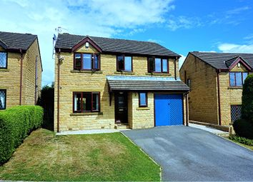 Thumbnail 4 bed detached house for sale in Ashford Park, Huddersfield