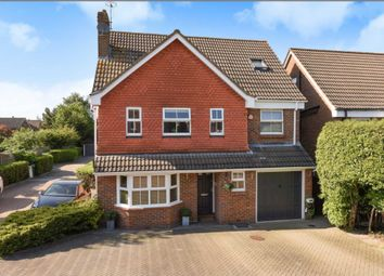 Thumbnail 6 bed detached house for sale in Markham Close, Borehamwood