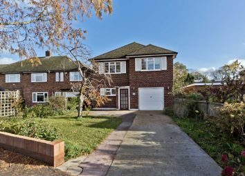 Thumbnail 3 bed detached house for sale in Thistledene, Thames Ditton