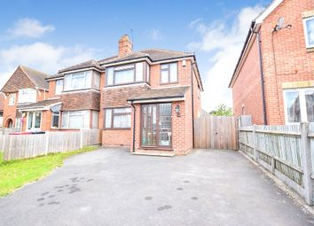 Thumbnail 3 bed semi-detached house for sale in Whitley Wood Lane, Reading, Berkshire