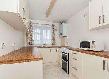 Thumbnail 2 bed flat for sale in Laburnum Avenue, Yaxley, Peterborough