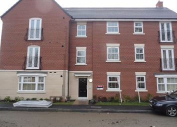 Thumbnail 2 bed flat to rent in Danbury Place, Humberstone Heights, Leicester