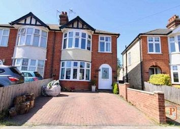 Thumbnail 3 bed semi-detached house for sale in Fitzmaurice Road, Ipswich