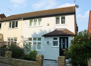 Thumbnail 4 bed semi-detached house for sale in Lower Queens Road, Buckhurst Hill