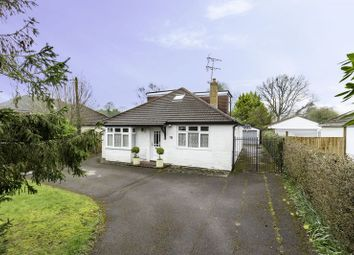 Thumbnail 3 bed bungalow for sale in Hollybush Road, Northgate, Crawley, West Sussex