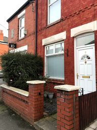 Thumbnail 2 bedroom terraced house to rent in Longford Road, Stockport