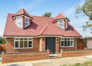 Thumbnail 3 bed detached bungalow for sale in Fairfield Close, Blackfen, Sidcup