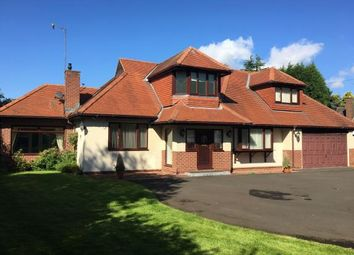 Thumbnail 4 bed detached house for sale in Western Way, Darras Hall, Ponteland, Northumberland