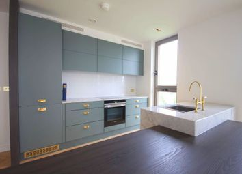 Thumbnail 3 bed flat to rent in Beckford Building, Heritage Lane, West Hampstead Square, London
