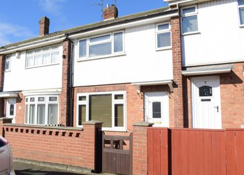 Thumbnail 2 bed terraced house for sale in Trinity Street, Hartlepool