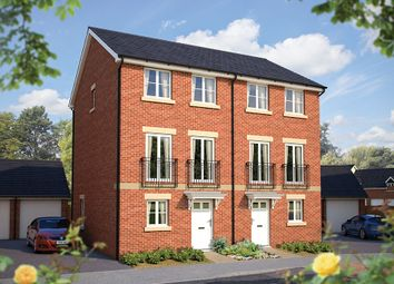 "Thumbnail 3 bed semi-detached house for sale in ""The Winchcombe"" at Cleveland Drive, Brockworth, Gloucester"