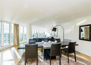 Thumbnail 3 bedroom flat to rent in Hamilton House, St George Wharf, Nine Elms, Vauxhall, London