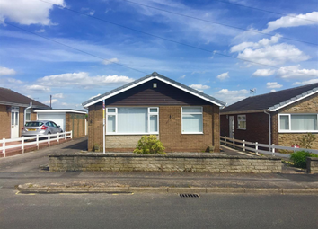 Thumbnail 2 bed bungalow for sale in Eddison Close, Worksop