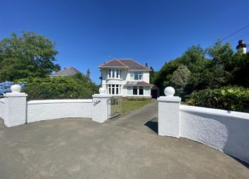 Thumbnail 4 bed detached house for sale in Dolwar, Dinas Cross, Newport