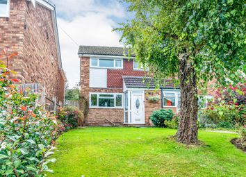 Boley Close, Lichfield WS14. 3 bed end terrace house for sale