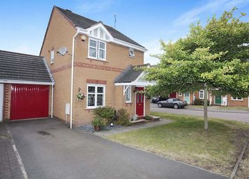 Thumbnail 3 bedroom detached house for sale in Packwood Close, Nuneaton