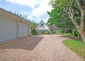 Thumbnail 5 bed detached house for sale in Outstanding Detached Property, Glasllwch Lane, Newport