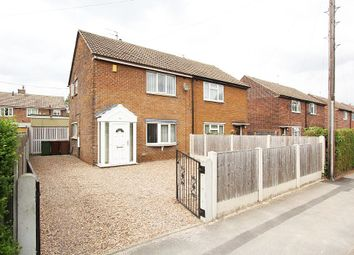 Thumbnail 2 bed semi-detached house for sale in 64, Dodworth Drive, Wakefield, West Yorkshire